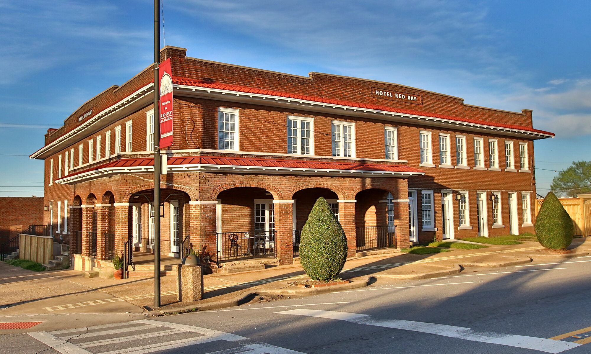 Hotel Red Bay
